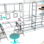Andy Rader: Office 3D Model