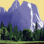 Andy Rader: Travel Postcard: Yosemite