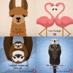 Andy Rader - Social Media - Tradable Greeting Cards